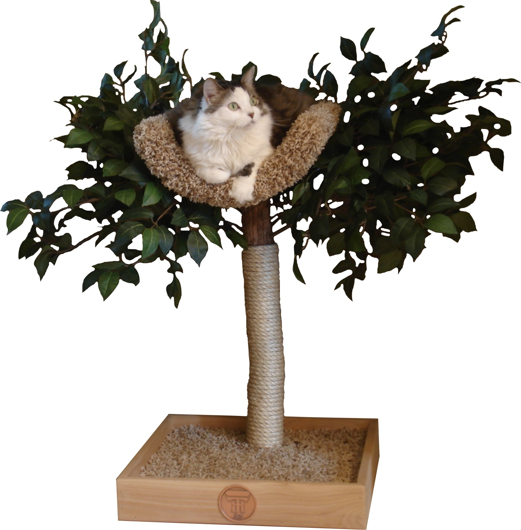 Nesting Tree - Cat Fancy Editors' Choice Award 2012 Winner!