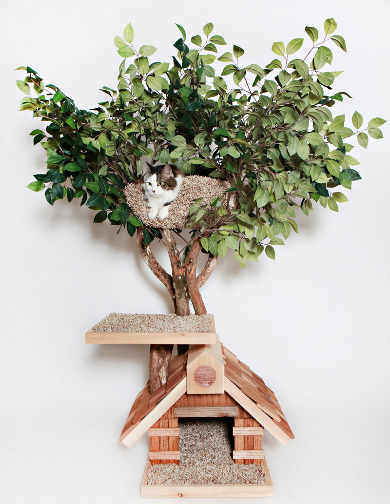 Sapling (Small) Tree House